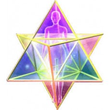 Activate Your Merkaba Lightbody Accelerated Light Healing VIDEO
